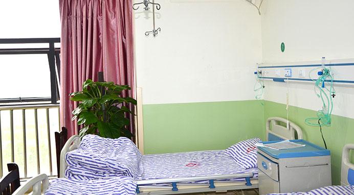 动漫医院房间素材
